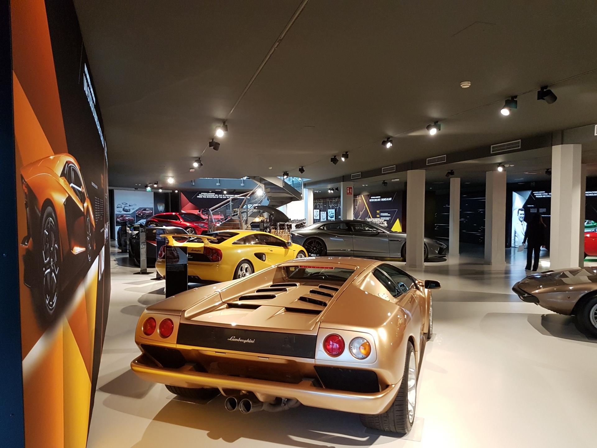 Lamborghini Factory And Museum Factory Tours Modenatur