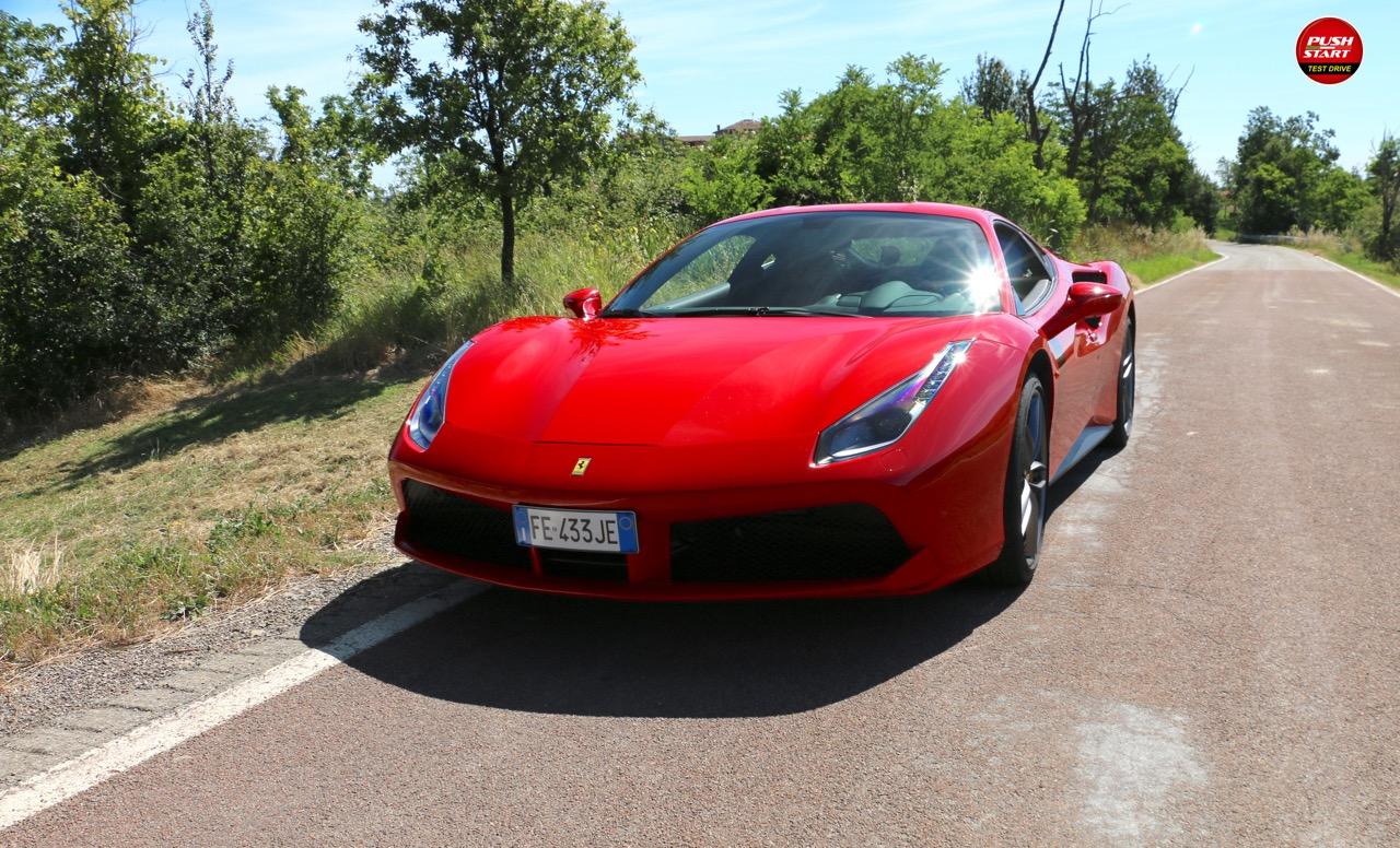 push start - test drive maranello | test drive | altri servizi e
