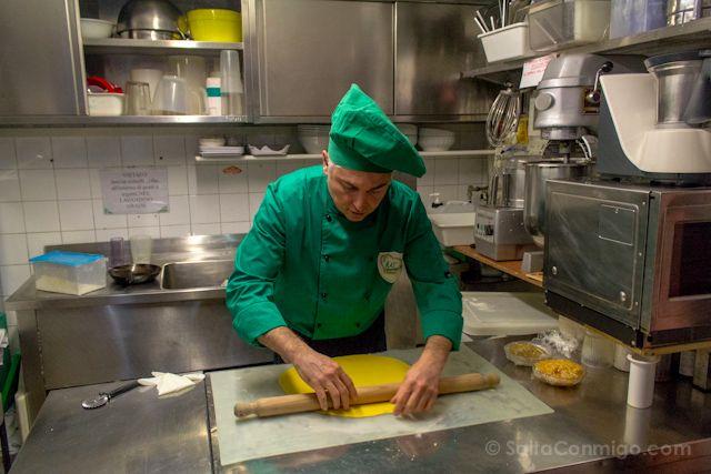 il blogger salta con migo racconta un corso di cucina a modena ... - Corsi Cucina Modena
