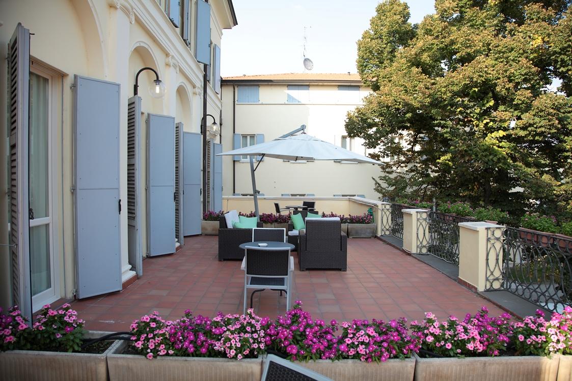 Rechigi Park Hotel Modena Telefono