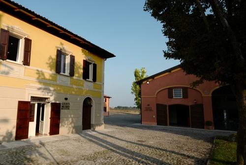 Gran Deposito Aceto Balsamico Giuseppe Giusti | Traditional Balsamic Vinegar Producers