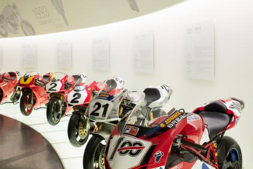 Ducati factory and museum |