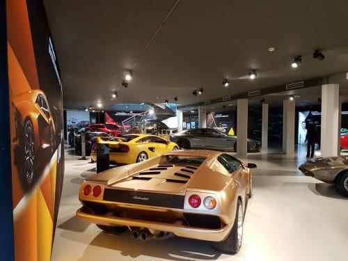 Lamborghini factory and museum | Factory tours