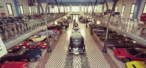 Collezione Umberto Panini Motor Museum | Museums and attractions