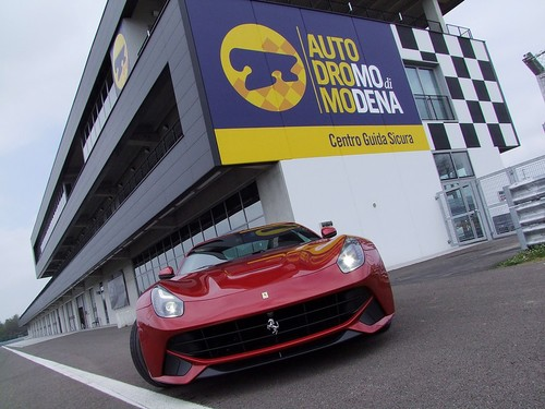 Autodromo di Modena (Modena Race Track) | events locations
