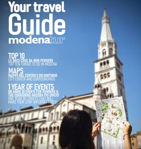 Hospitality Guide Modenatur | location per eventi