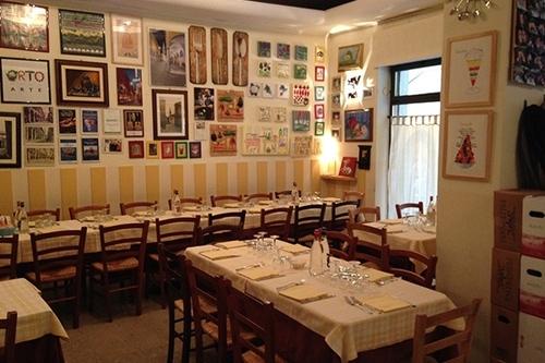 Il Fantino | Restaurants