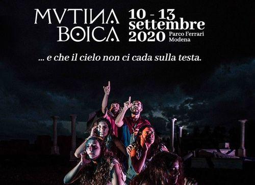 Mutina Boica | Events
