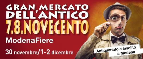 7-8 Novecento | Events