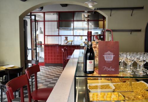 Osteria di Modena Rossi | Restaurants