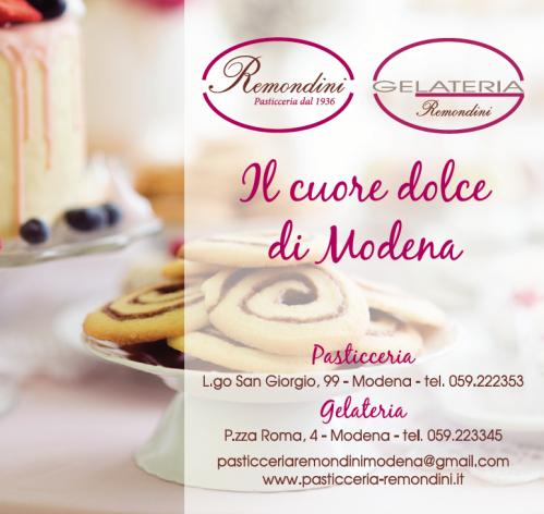 Pasticceria - Gelateria Remondini | Street Food & Cafè