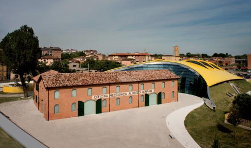 Museo Enzo Ferrari | Musei e collezioni private