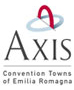Axis - Convenction town of Emilia Romagna